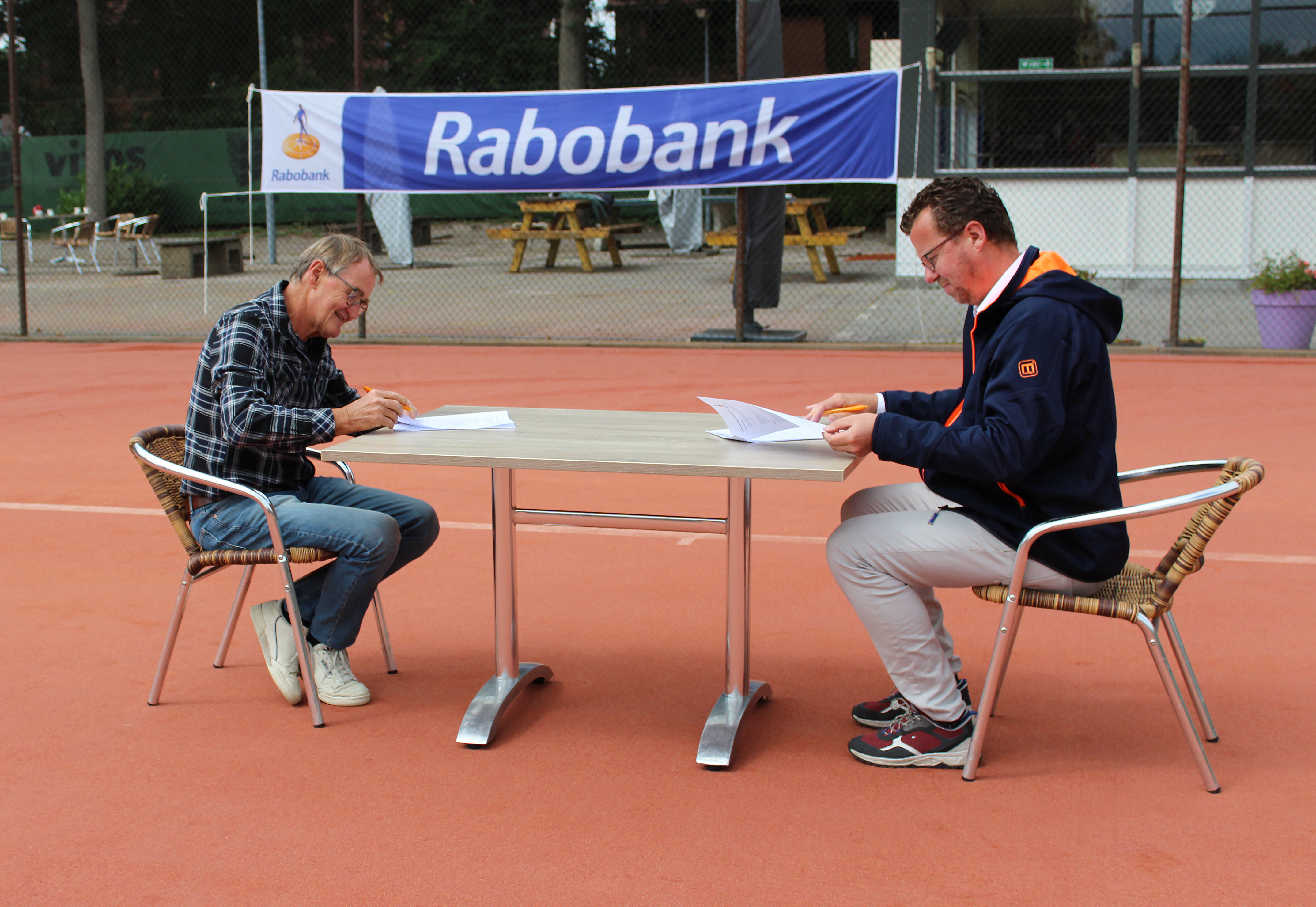 Sponsoring Rabobank