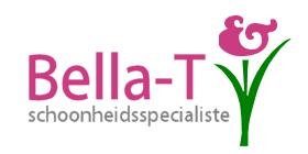 Schoonheidsspecialiste Bella-T